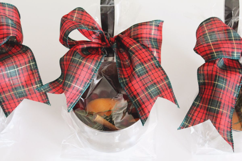 Christmas Simmer Pot Hostess Gifts...Just Make Stuff Blog