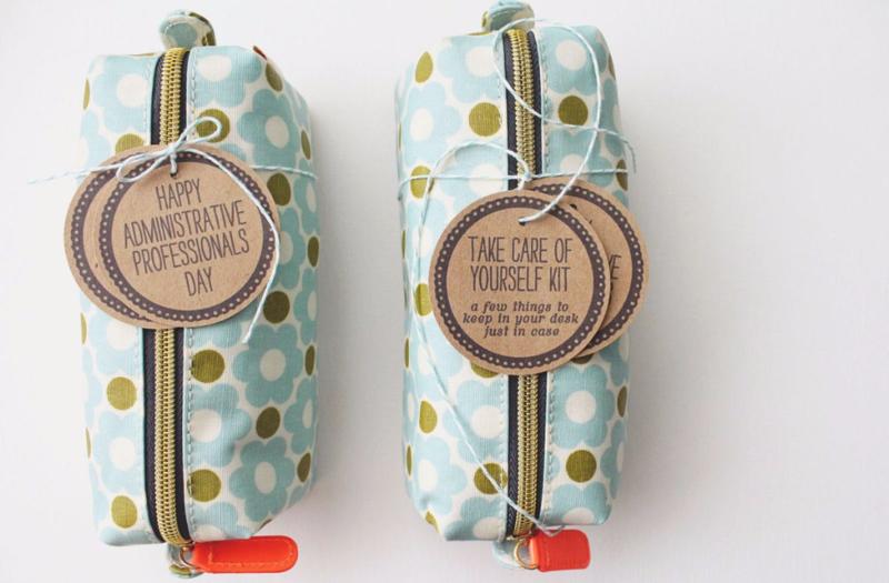 Take Care of Yourself Kits...Just Make Stuff Blog