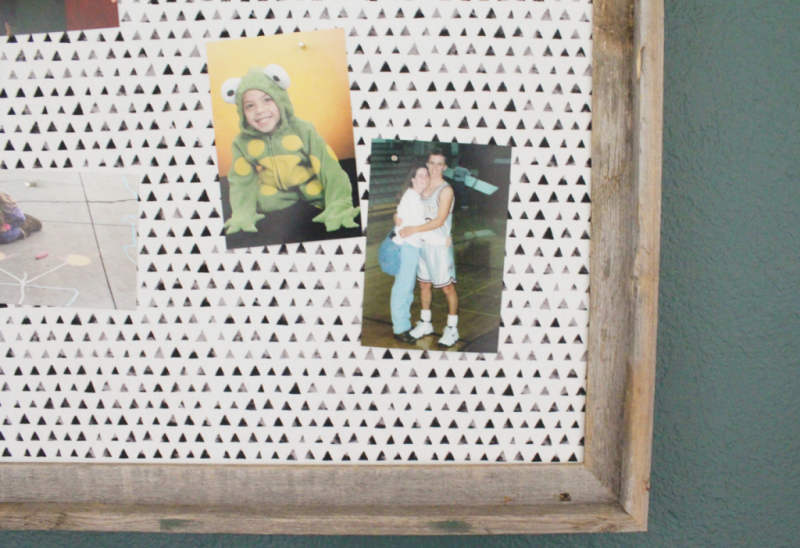 Fabric Covered Magnetic Frames...Just Make Stuff Blog