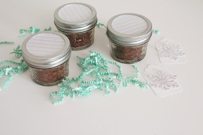 Holiday Hot Chocolate Hostess Gift...Just Make Stuff Blog