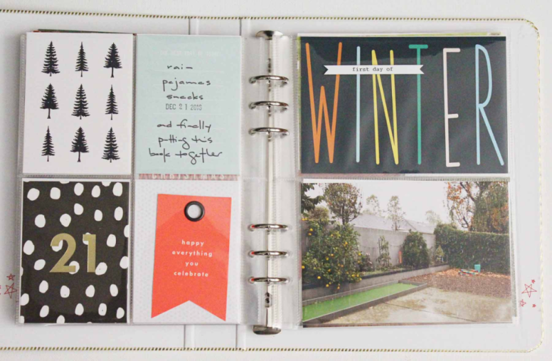 December Daily-ish...Just Make Stuff Blog
