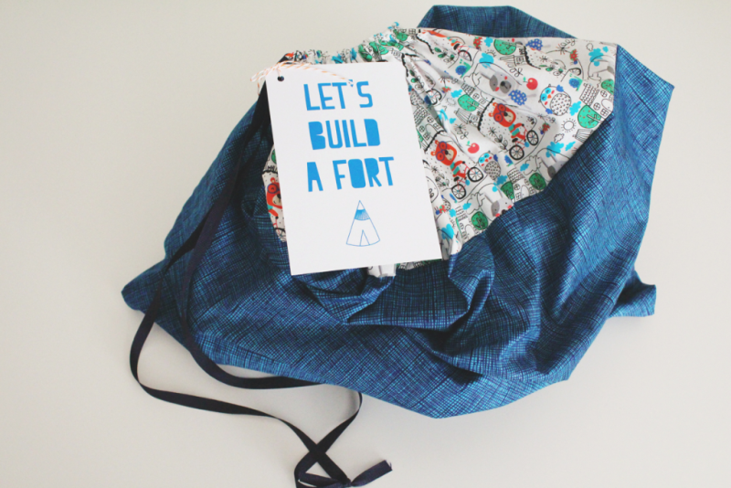 Build a Fort Kit...Just Make Stuff Blog